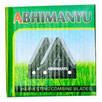 Abhimanyu Harvesting Combine Blades