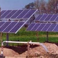 Solar Agricultural Submersible Pump