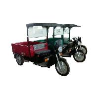 Battery Operated Cargo Rickshaw