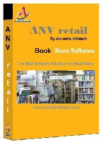 Anvretail Book Store Software