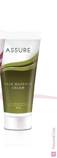 Assure Face Massage Cream( Massage Cream)