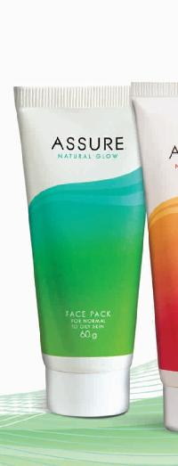 Assure Natural Glow (face Pack)