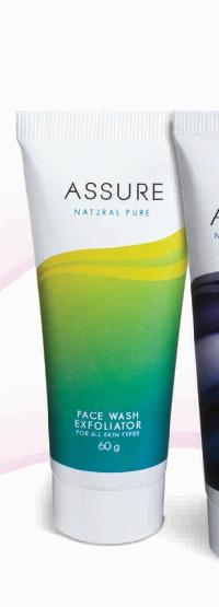 Assure  Natural  Pure(face Wash)