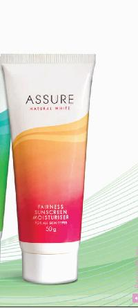 Assure Natural White( Fairness Cream)