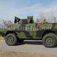 Armored Vehicle Services