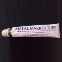 Permanent Metal Marker Tube