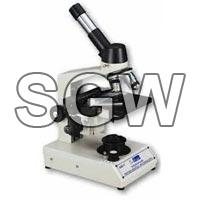 Medical Research Microscope