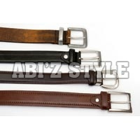Mens Leather Belts - Manufacturer, Exporters and Wholesale Suppliers,  Punjab - Shri Ganpatiinternational
