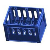 Plastic Beverage Crates