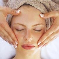 Ladies Face Massage Services