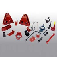 Tractor Body Spare Parts