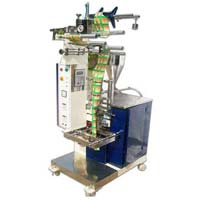 Single Track Semi Pneumatic Liquid Machine
