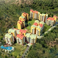 World Class Studio, 1, 2 & 3 Bhk Apartments At Palolem Hills, Goa