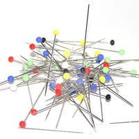 Bead Head Pins