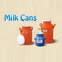 Plastic Milk Cans