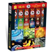 Feng Shui Incense Aromatic Cones & Sticks