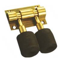 Brass Double Door Stop - Manufacturer, Exporters and Wholesale Suppliers,  Gujarat - Mukund Architectural Fittings
