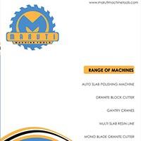 Auto Polish Machine For Granite