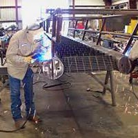 Industrial Welding Services