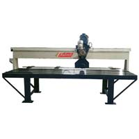 Manual Portable Edge Cutting Machine