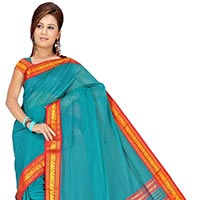 Cotton Sarees - Manufacturer, Exporters and Wholesale Suppliers,  Delhi - Shreeagam Design House Pvt Ltd
