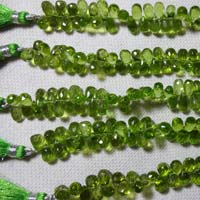 Peridot Gemstone Beads
