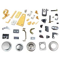 Metal Sheet Cutting Parts