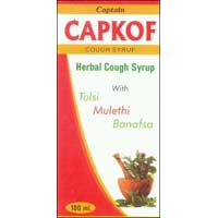 Capkof Cough Syrup