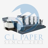 Offset Printing Machine - Wholesale Suppliers,  Mizoram - CL Paper