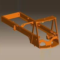 Crane Rear Chassis