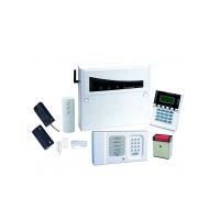 Wired Intruder Alarm System