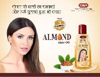 Almond Hair Oil
