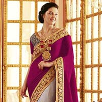 Royal Fashion Designer Saree
