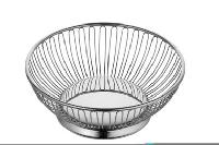 Steel Bread Basket