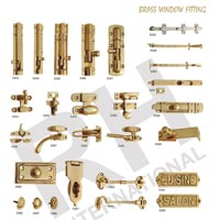 Brass Window Fittings