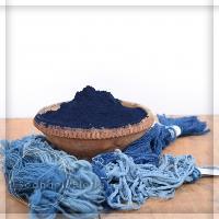 Esstebio Natural Indigo Blue