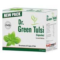 Dr Green Tulsi Capsule