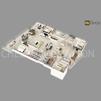 3d Floor Plan Design Service