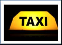 rectangle taxi top lights