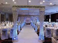 Crystal Wedding Mandap