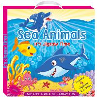 Sea Animal My Little Pack Of Jigsaw Puzzle
