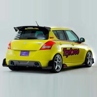 Car Sports Spoiler