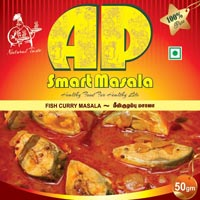 how to make fish curry masala powder
