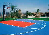 Basketball Court Floorings