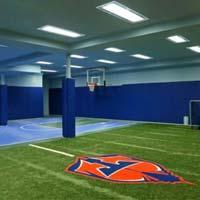 Squash Court Lighting System