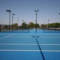 Tennis Court Lighting System