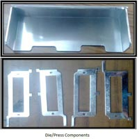 Die Pressing Components