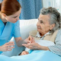 Senior Citizen Care Taker Services
