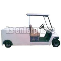 Battery Operated Loader Without Ramp