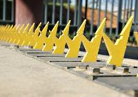 Spike Barriers